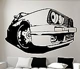 Wandtattoo BMW 3er E30 Größe S