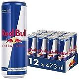 Red Bull Energy Drink - 473ml, Pack of 12