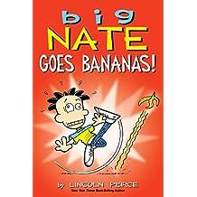 Big Nate Goes Bananas! (English Edition)