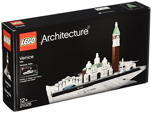 LEGO Architecture 21026 - Venedig, Skyline Bauset