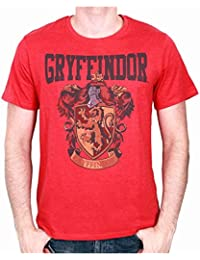 Tshirt homme Harry Potter - Gryffindor School - XL