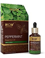 WOW Skin Science Peppermint Essential Oil 15 mL