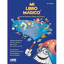 Mi libro magico/My Magic Book