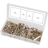 KS Tools 970.0550 Assortiment de 50 Goupilles clips