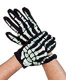 Boland 74484 - Handschuhe Skelett