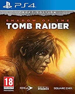 Shadow of the Tomb Raider Croft Edition (PS4) (B07CPZVDCH) | Amazon price tracker / tracking, Amazon price history charts, Amazon price watches, Amazon price drop alerts