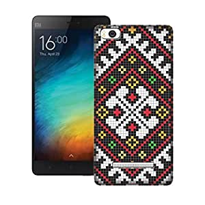 ZAPCASE PRINTED BACK COVER FOR Xiaomi Mi4i