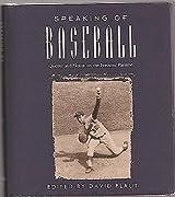 Speaking of Baseball