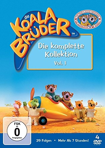 Die komplette Serie, Vol. 1 (3 DVDs)
