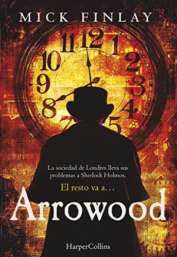 ARROWOOD (HARPERCOLLINS) por MICK FINLAY