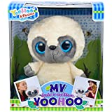 YooHoo and Friends - Peluche interactivo con 54 sensores y voces (Simba)