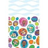 Amscan 49914241,4x 2,7m de Bubble Guppies cubierta mesa de plástico