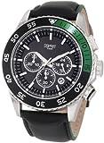 Esprit Herren-Armbanduhr XL Chronograph Leder ES103621001