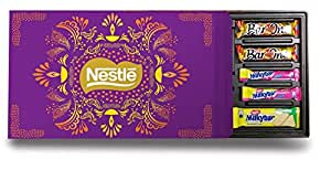 Nestle Assorted Delights Giftpack, 223.8g