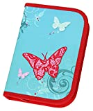 Schule Bleistift Fall Schmetterling mit 30 Stück Stabilo