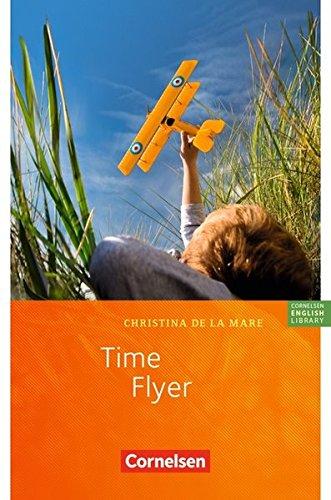 Time Flyer: Textheft. 7. Schuljahr, Stufe 2. Lektüre zu English G Lighthouse und English G Headlight