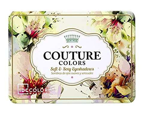 IDC Color Tin Eyeshadows, Couture Colors