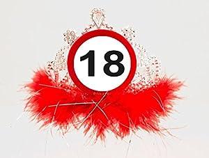 """CREATIVE Diadema señal de límite de velocidad - 18"""""""