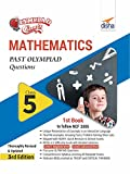 Olympiad Champs Mathematics Class 5 with Past Olympiad Questions