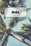 Aruba: Ruled Travel Diary Notebook or Journey  Journal - Lined Trip Pocketbook for Men and Women with Lines