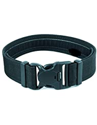 TacFirst ceinture en nylon avec sous-ceinture modèle 4 cm (noir)