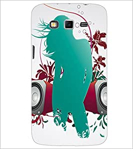 PrintDhaba Girly D-4186 Back Case Cover for SAMSUNG GALAXY GRAND 2 (Multi-Coloured)