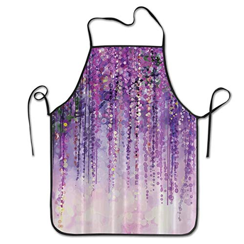 Kinder Kostüm Kangaroo - HTETRERW Women's Apron, Water and Oil Proof, Washable Australia Kangaroos Bib Aprons with Fixed Neck Strap and 21 Inches Side Ties, 100% Durable Twill Polyester for Cooking Baking BBQ