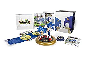 Sonic Generations 3D : édition collector