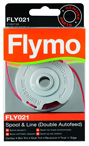 Flymo – Bobine de recharge double fil FLY021 Flymo