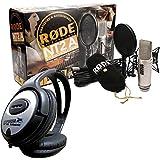Rode NT2-A de A Set microphone casque stéréo keepdrum et + + +