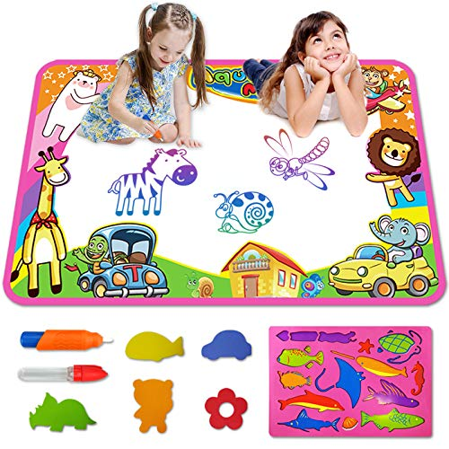 COOVEE Water Drawing Mat, Aqua Magic Mats 34