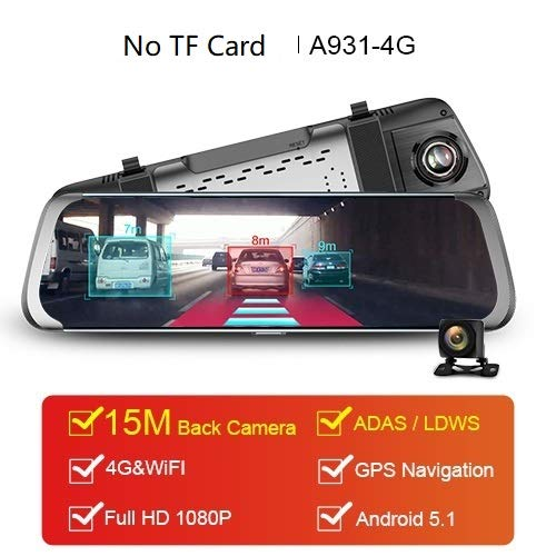 NPNPNP Aufnahmegerät Fahren A930 4g Adas Car Dvr Camera 10