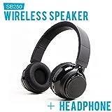Best soundbot cuffie Bluetooth - SoundBot SB250 Cuffie auricolare + altoparlante senza fili Review