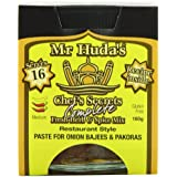 Mr Huda's Paste for Onion Bajees and Pakoras 160 g (Pack of 3)