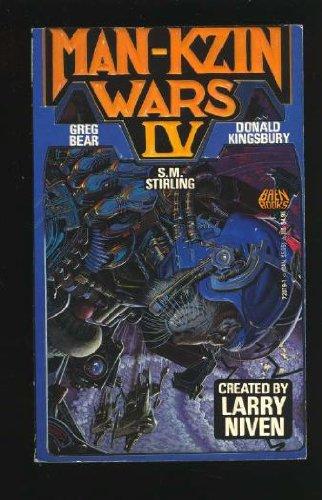 Man Kzin Wars IV