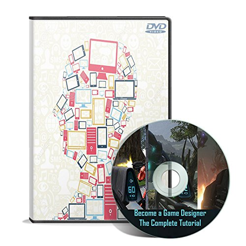 Become a Complete Game Designer Tutorial (5 DVDs)