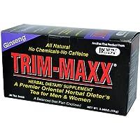 Body Breakthrough Diet Trim-Maxx Ginseng Tea Bags, 30 Count