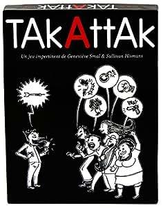 TAkAttAk - Répondez du tac au tac