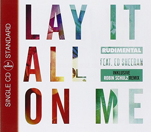 Lay It All on Me (2-Track)