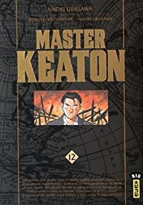 Master Keaton Edition simple Tome 12