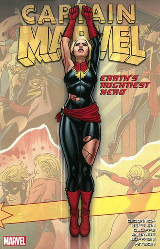Captain Marvel: Earth's Mightiest Hero Vol. 2 (Captain Marvel: Marvel Earth's Mightiest Hero)