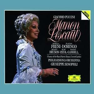 Puccini: Manon Lescaut (Gesamtaufnahme(ital.))