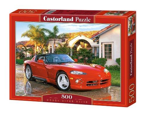 castor-51564-dodge-viper-rt10-puzzle-500-pezzi