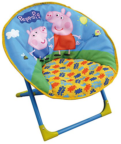 Fun House - 712264 - PEPPA PIG Siège lune pliable