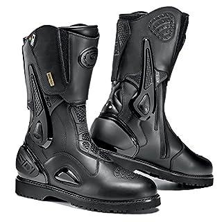 Sidi Stiefel Armada Gore-Tex Crossover, Schwarz, Größe : 43