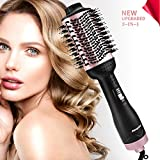 Morpilot Brosse Soufflante, 3 en 1 Hair Dryer Brush,...