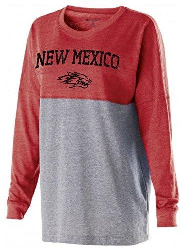 Ouray Damen Sportswear Low Schlüssel Pullover, Damen, Women's Low Key Pullover, Vintage Scarlet/Vintage Grey -