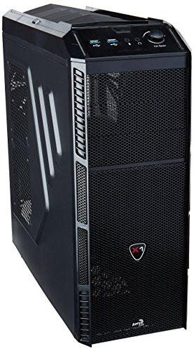 AeroCool Xpredator-X1 Black Edition PC-Gehäuse -