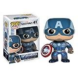 FunKo Pdf00003975 - Figurine Cinéma - Pop - Marvel - Captain America 2 - Captain America