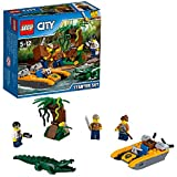 #1: LEGO Jungle Starter Set